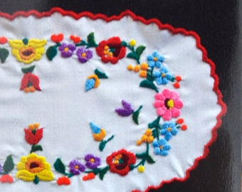 Hungarian Embroidery - Japanese Craft Book