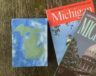 Michigan Wonderland Body Soap - State Soap