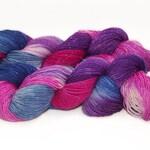 Sock wool glitter 4x 100 gr # 413