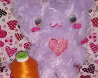Mini Valentine's day Teddy Bear plushie