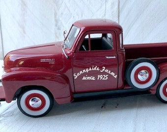 540a0a52ed1b Personalized truck