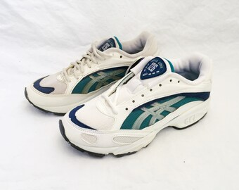 huge selection of a1cb2 f43ac Vintage Asics Gel 126 Core Running Shoes Womens Size 7.5 Deadstock NIB 1996