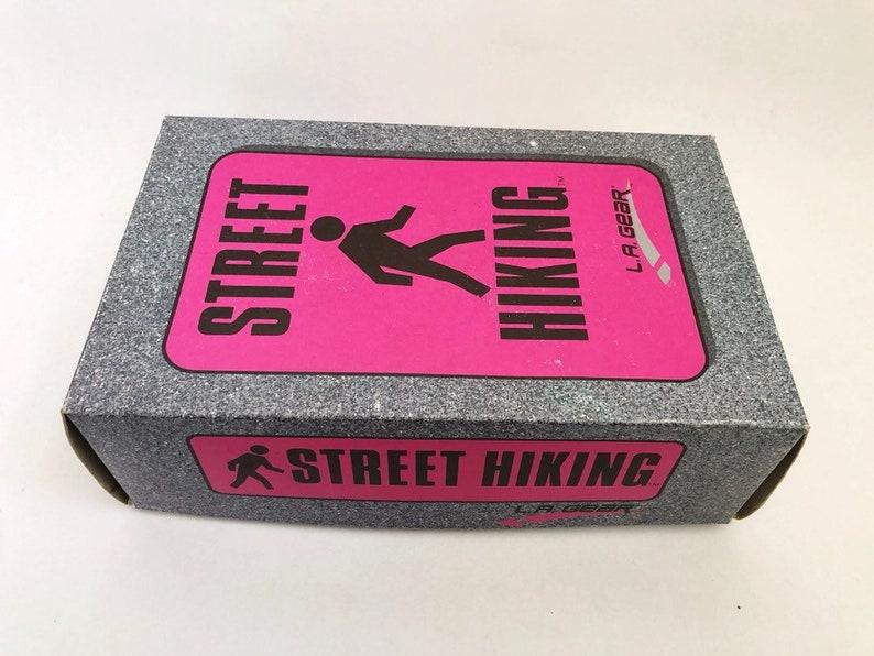 LA Vintage Gear Street Flash IV High Sneakers Shoes Womens 8vxOpwUA