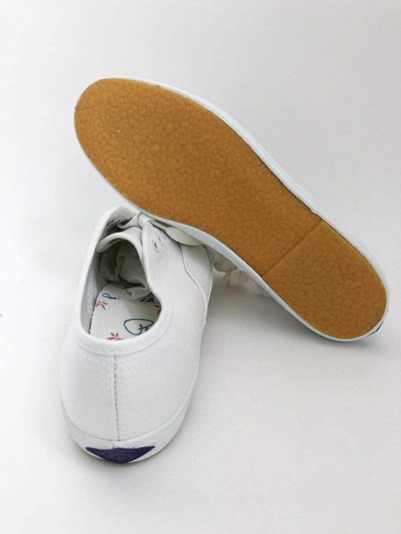 f3ca25d083b34 vintage LA gear canvas sneakers paula abdul womens size 6.5 deadstock NIB  1992