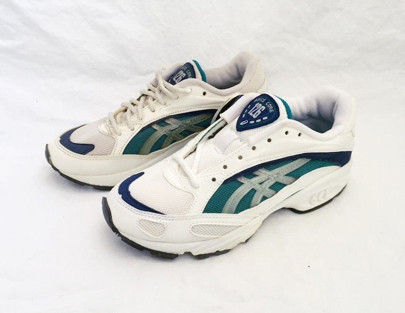 d14a2721accb Vintage Asics Gel 126 Core Running Shoes Womens Size 7.5