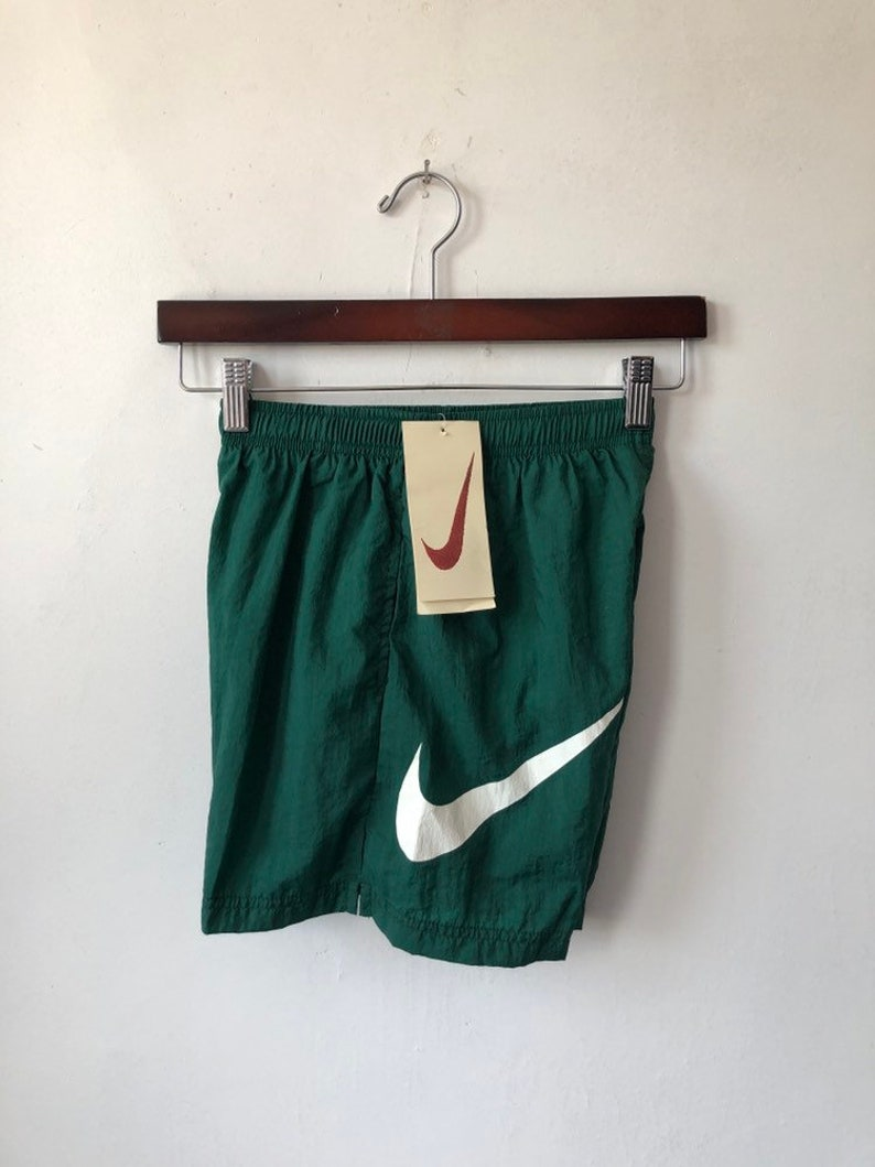 Deadstock Nike Swim Trunks Shorts Boys Size Medium Deadstock image 0