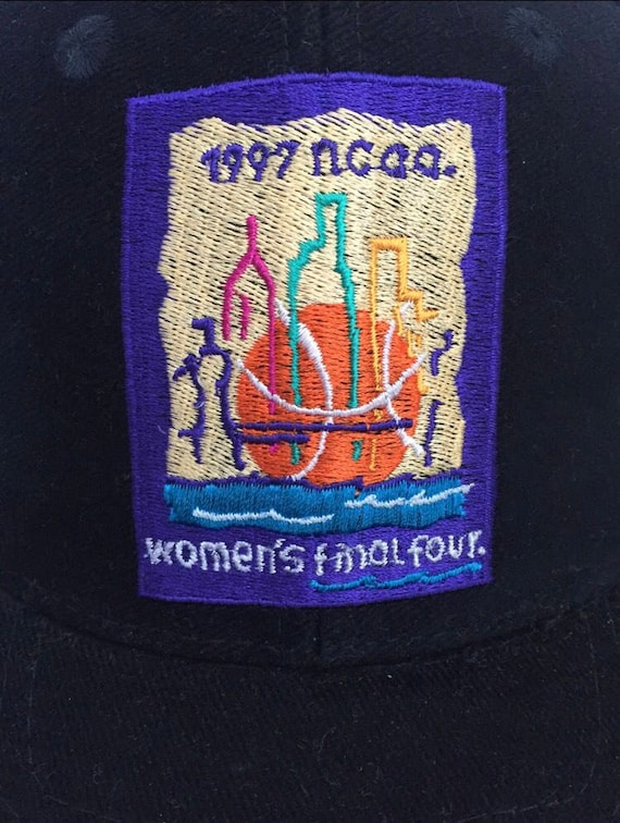 vintage women's 1997 final four sports specialtie… - image 2