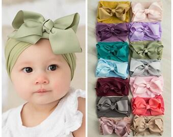 Infant headband baby headband gift for baby newborn headband headbands toddler HF06 baby girl headband