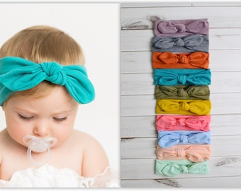 PICK 12 Top Knot Headwraps afd3b61c27d