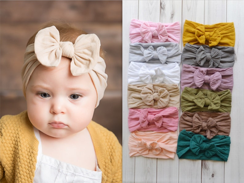 Back To Search Resultsmother & Kids Girls' Clothing Ins 23 Colors New Arrivals Girls Round Knot Nylon Headbands Elastic Wide Nylon Hair Bands Kids Turban Accesorios Para El Cabello