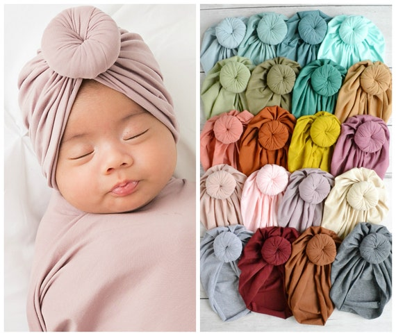 Valentines day Baby Turban Hat baby shower gift Baby Beanie Baby Hair accessories Top knot Turban turban hat for babies