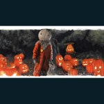 Trick r Treat - Sam Print By Jim Ferguson
