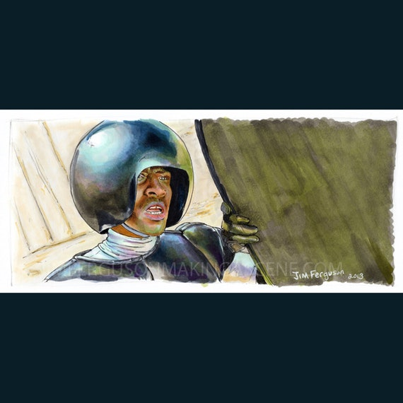 Spaceballs - We Ain't Found Shit  Poster Print