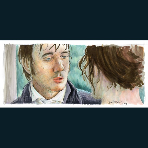 Pride and Prejudice - The Proposal Poster Print