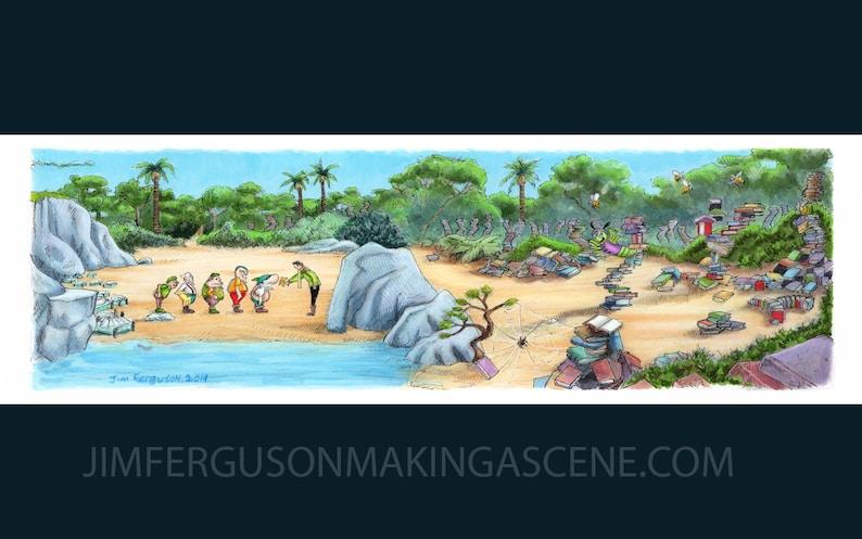 King's Quest VI   Isle of Wonder By Jim Ferguson image 0