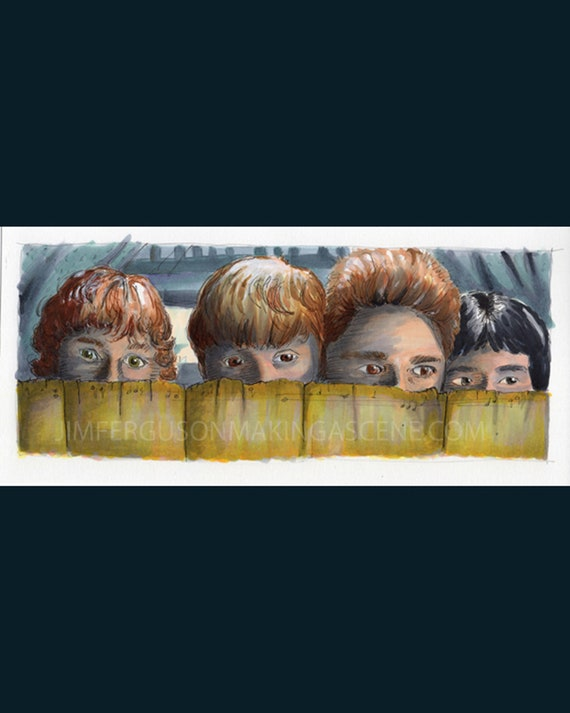 "The Goonies - ""The Goonies 'R' Good Enough"" Poster Print"