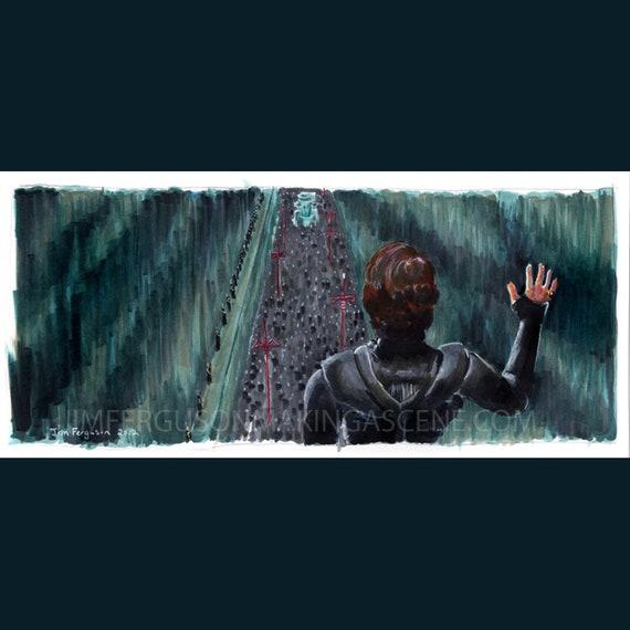 Dune - The Sleeper Has Awakened Poster Print By Jim Ferguson