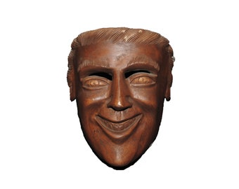 Portrait Mask by Juan Orta Castillo