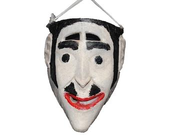 Vintage Character Dance Mask