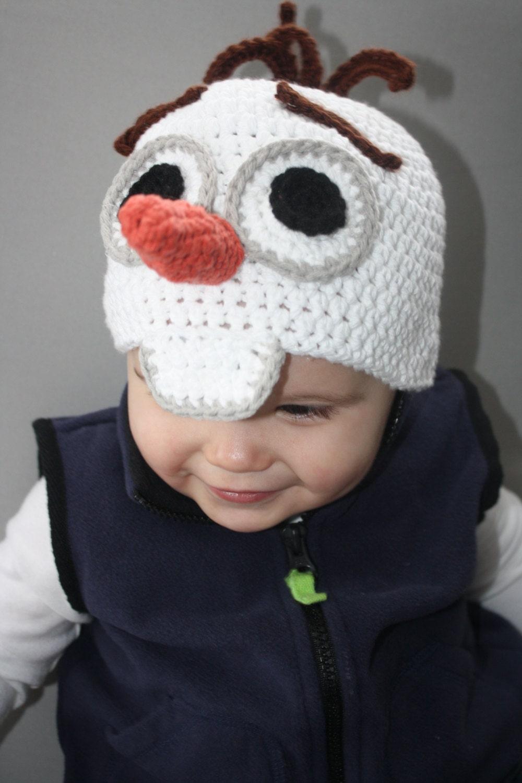 227ab710454 Frozens olaf snowman hat easy crochet pattern etsy jpg 1000x1500 Olaf  frozen crochet hat pattern