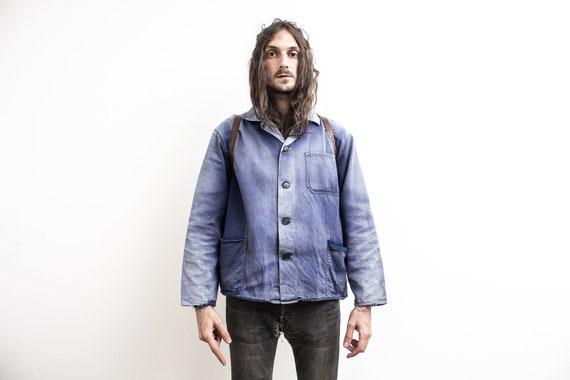 Faded Worker Jacket____1970s