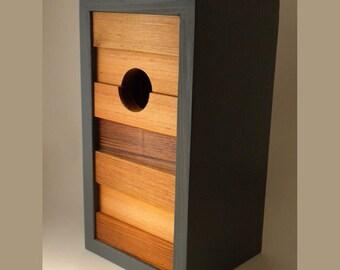 Modern Birdhouse Etsy