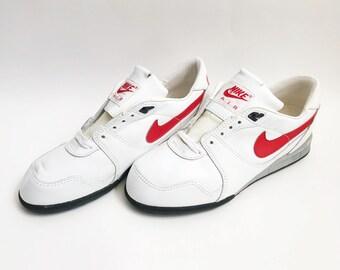info for bbfff 5edd3 vintage nike air commander turf shoes football mens size 8 deadstock NIB  1990