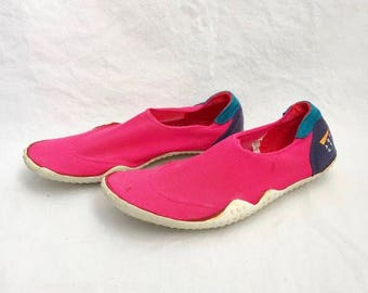 vintage nike aqua socks shoes mens size 9 aqua gear 1991