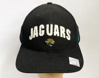 86206a94cb6 vintage jacksonville jaguars cap hat nike team sports adult OSFA deadstock  NWT 90s