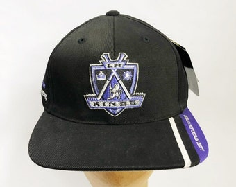 ccc04d08eccf4 vintage los angeles kings sports specialties hat adult OSFA deadstock NWT  90s