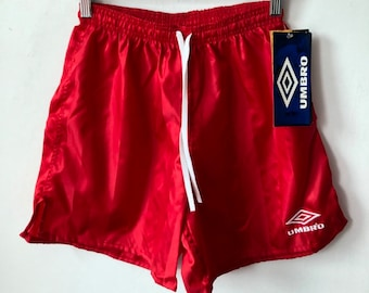 206997c943 vintage umbro shorts mens size small deadstock NWT 90s made in USA
