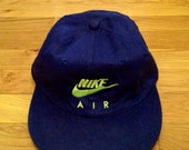 5a379b57055 People who have favourited vintage nike air zip back hat by ...