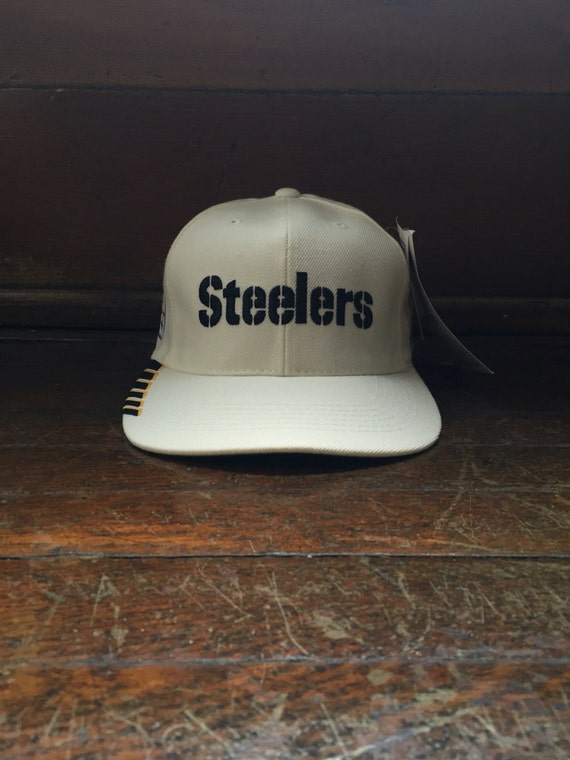 f66188d5d7e vintage pittsburgh steelers sports specialties hat adult OSFA