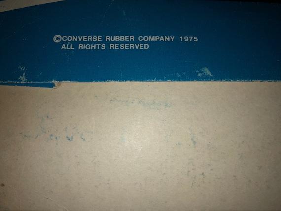 vintage converse field shoes mens size 8 deadstoc… - image 8