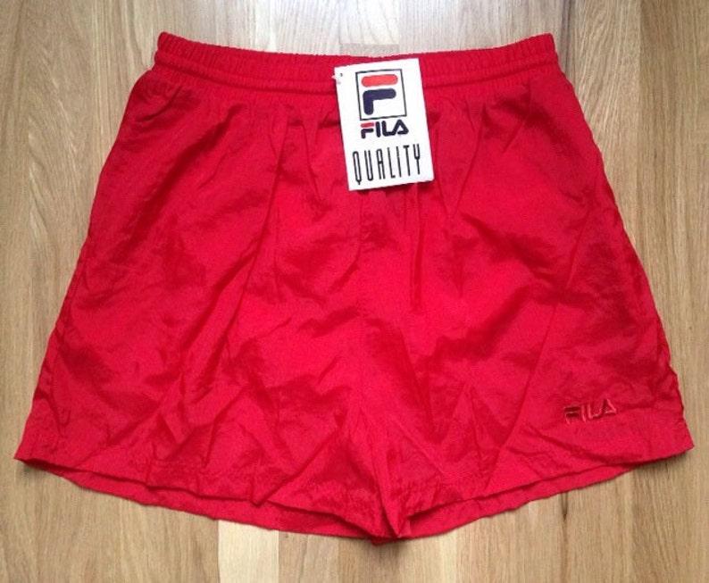 00d5830281 Vintage FILA swim trunks mens size XL deadstock NWT 90s | Etsy