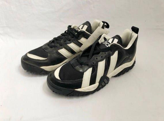 418a6d221fcb france vintage adidas grid grip dt lo cross training shoes mens size etsy  4f9c0 3733e