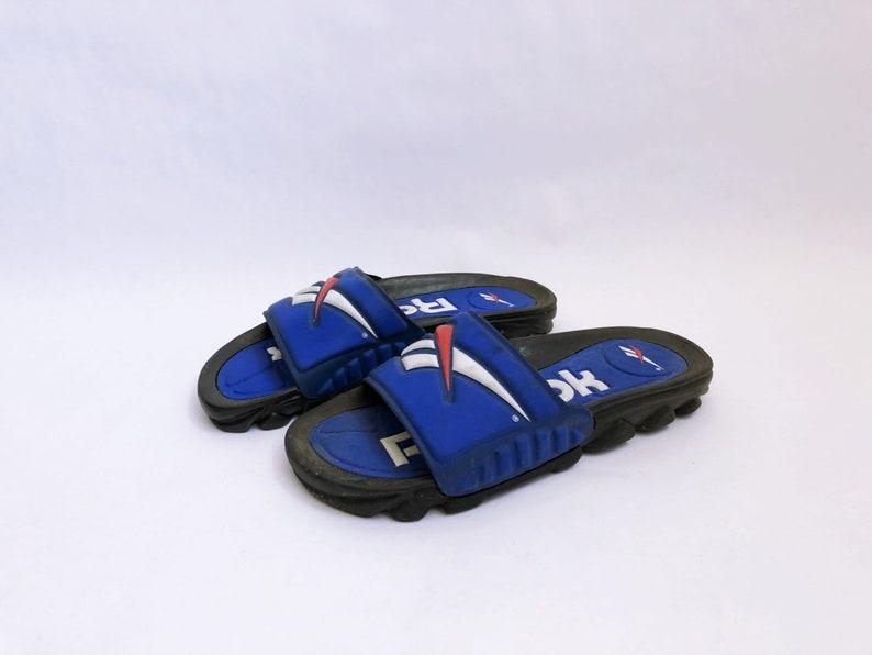 b47812b373a23a Vintage reebok slides sandals mens size 7 deadstock NWOT 90s