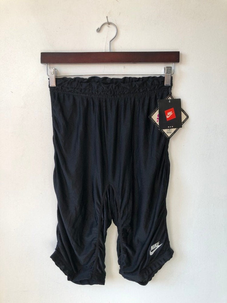 8053a807d70a3 vintage nike bike shorts mens size XL deadstock NWT 1991 made in USA