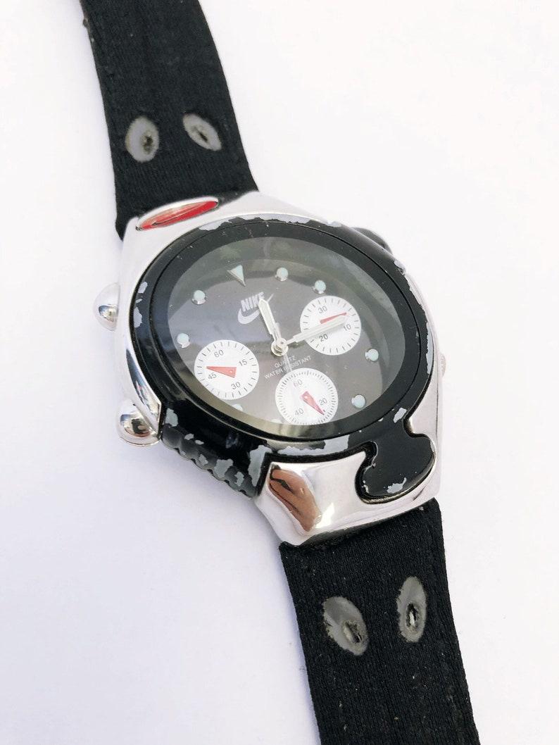 7bd727b0794 Vintage nike watch mens OSFA 90s