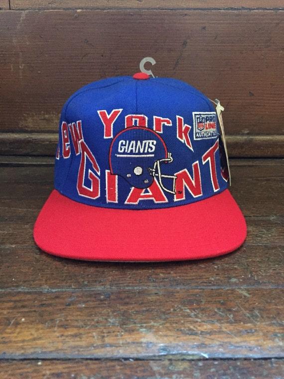 vintage new york giants snapback adult OSFA apex o