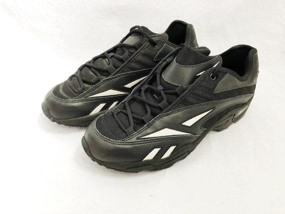 vintage reebok speed trainer shoes mens size 9.5 d