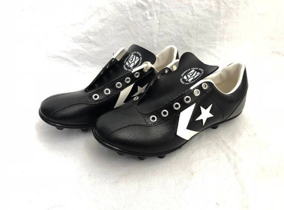 vintage converse soccer cleats mens size 9 deadstock NIB 80s made in USA