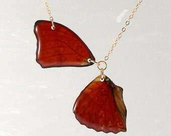 2 Wing Necklaces