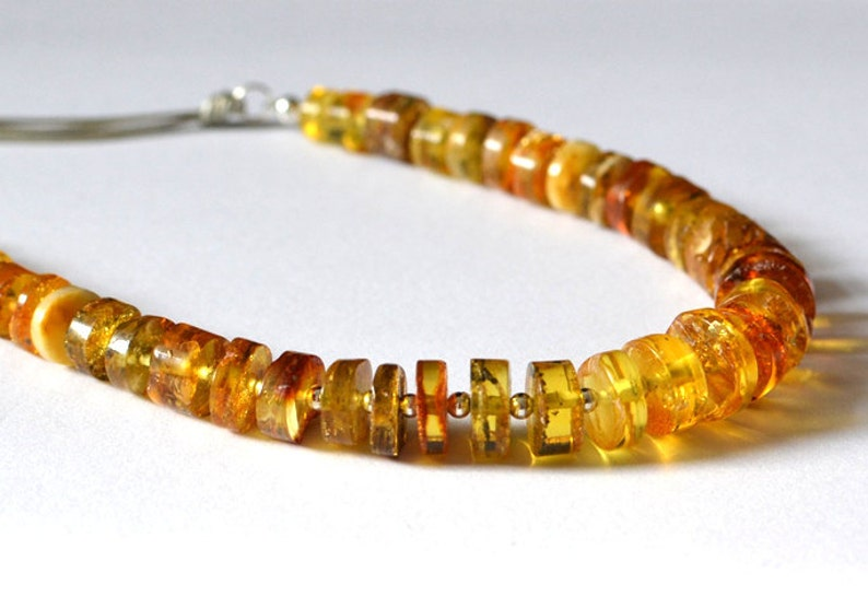 Amber Natural Amber Necklace Baltic amber necklace Amber Jewelry