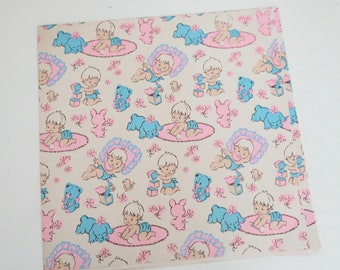 Vintage wrapping paper gift wrap bright all occasion like new birthday wedding baby children scrapbooking collage gifts 20 x 30 sheets