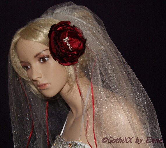 "Wedding Veil Bridal Veil Soft Puffy 2 Tiers 72/"" Width 28/"" 30/"" Length Made in USA"