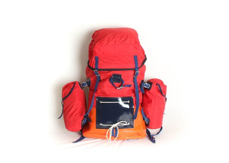 4d002a67ac19a 70-czerwony duży torba na ramię plecak niebieski plecak podróż