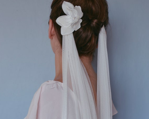 Bridal Veil - Soft Silk Veil