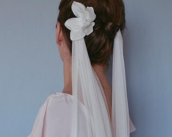 Bridal Veil - Soft Silk Veil
