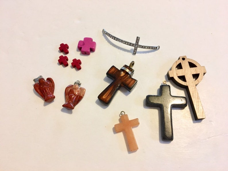 Craft Making Items Christmas Charms Pendants